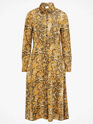 Vila Skjortklänning viMolga L/S Midi Dress
