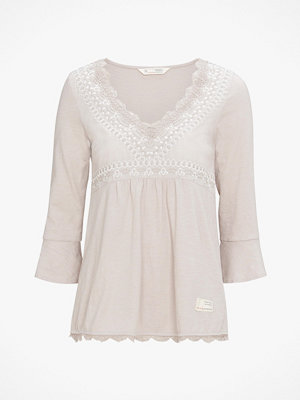 Odd Molly Topp Lace Vibration Blouse