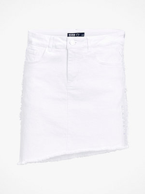 Svea Jeanskjol Biarritz Denim Skirt