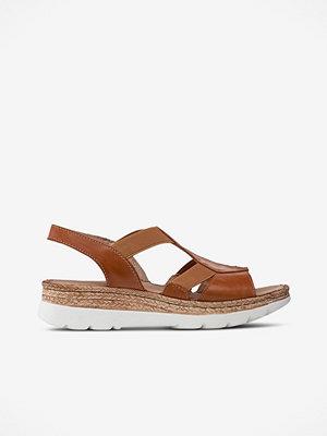 Sandaler & sandaletter - Emma Sandal med hög sula