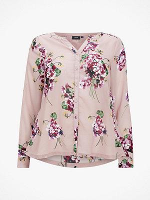 Zizzi Blus MMasia L/S Shirt