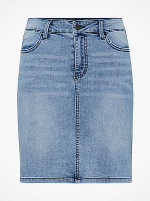 Object Jeanskjol objWin New Denim Skirt