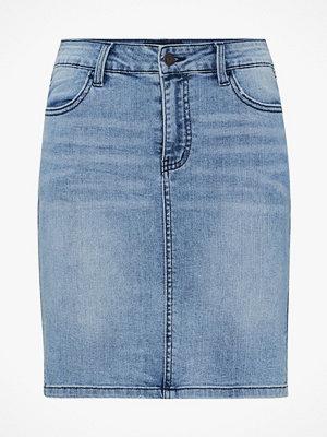 Kjolar - Object Jeanskjol objWin New Denim Skirt
