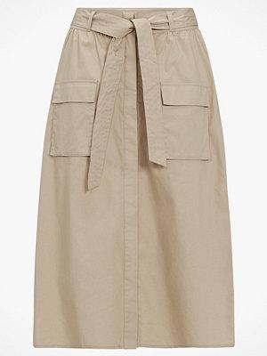 Kjolar - Vila Kjol viNyala HW Midi Skirt