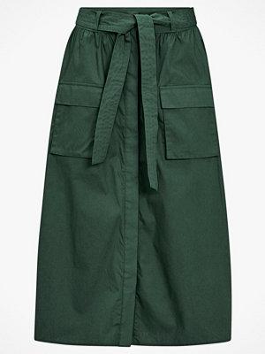 Vila Kjol viNyala HW Midi Skirt