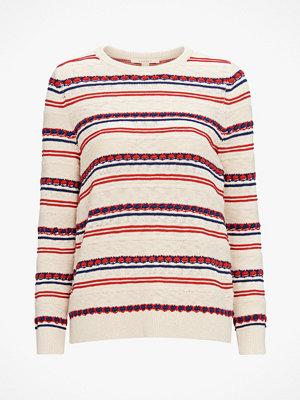 Esprit Tröja Mixstruct Sweater