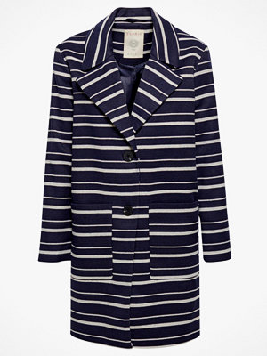 Esprit Kappa Striped Coat