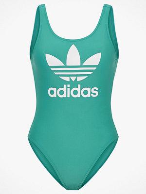 Adidas Originals Baddräkt Trefoil Swimsuit