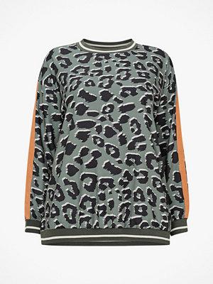 Zizzi Sweatshirt ALeo L/S Blouse