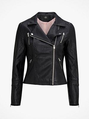 Only Bikerjacka onlGemma Faux Leather Biker