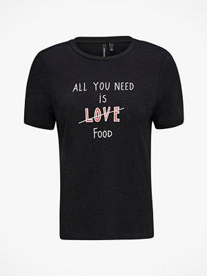 Vero Moda Topp vmValen S/S T-shirt Exp