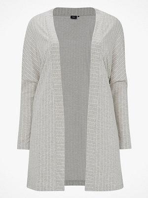 Zizzi Cardigan MEmma L/S Kimono