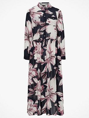 Festklänningar - Object Maxiklänning objSol L/S Long Shirt Dress