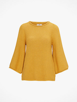 Lexington Tröja Kayla Cotton Linen Sweater