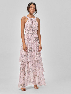 Vila Maxiklänning viNola S/L Maxi Layer Dress