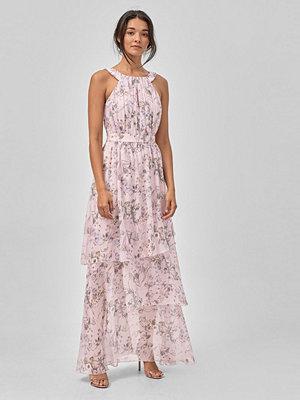 Vila Maxiklänning viNola S/L Maxi Layer Dress