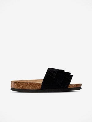 Sandaler & sandaletter - Duffy Sandal med volanger