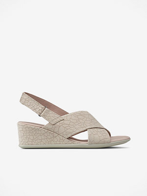 Ecco Sandalett Wedge Shape