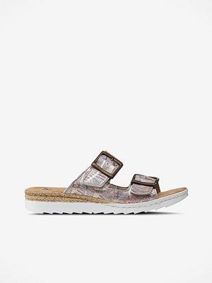 Sandaler & sandaletter - Rieker Sandaler i slip in-modell