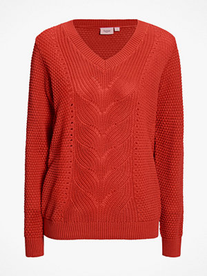 Saint Tropez Tröja Knit Sweater