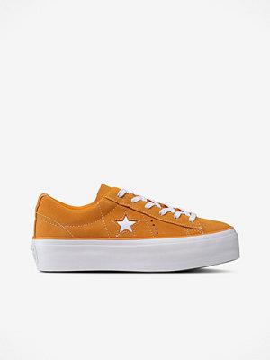 Sneakers & streetskor - Converse Sneakers One Star Platform Ox