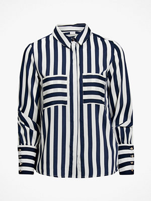 Vila Skjorta viStribello L/S Shirt