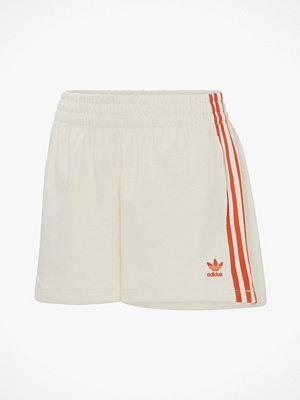 Adidas Originals Shorts i dubbelstickat material