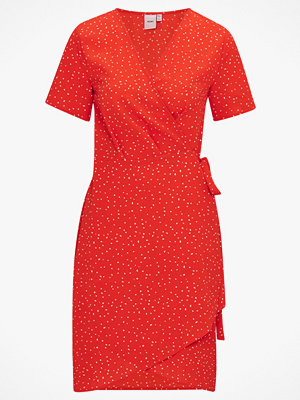 Ichi Omlottklänning Bright Dress