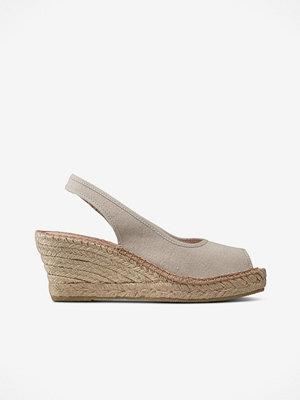 Sandaler & sandaletter - Shoebiz Sandalett Freya Espadrilla