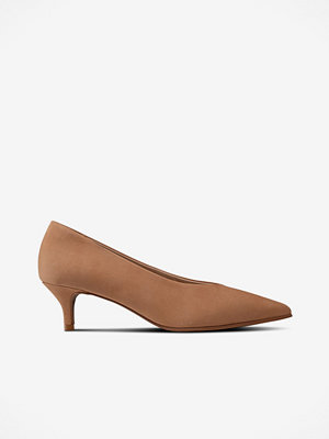 Pumps & klackskor - Shoebiz Pumps Hortensia Nubuck