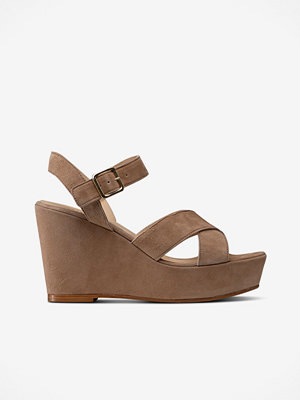 Sandaler & sandaletter - Apair Sandalett Wave Wedge