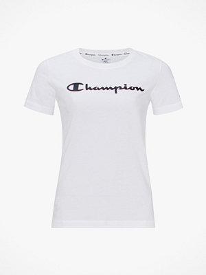 Champion Topp med kraftigt 3d-tryck