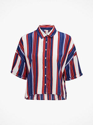 Lee Skjorta Cropped Shirt