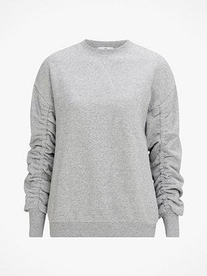 La Redoute Sweatshirt med rynkade ärmar