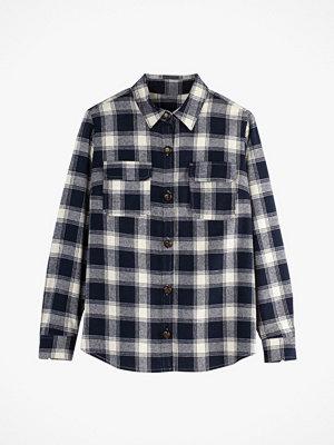 La Redoute Rutig skjorta med lång ärm