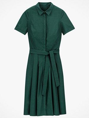 La Redoute Skjortklänning, utställd, med knäppning och skärp