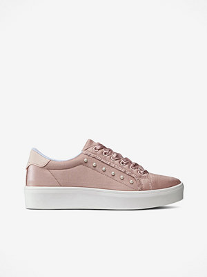 Ellos Sneakers Satin Lace Up