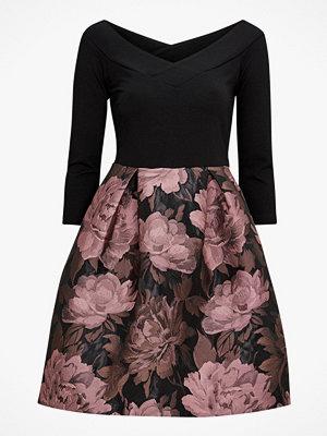 Anna Field Klänning 50's Jersey Jaquard Dress