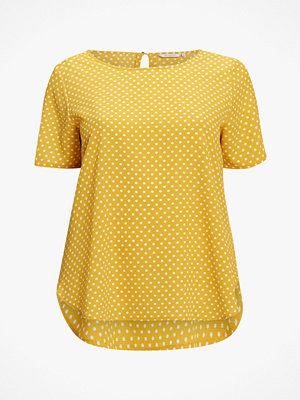 Only Carmakoma Topp carLux Cecilia SS Top