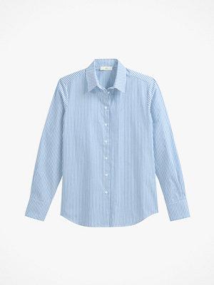 La Redoute Randig, rak skjorta