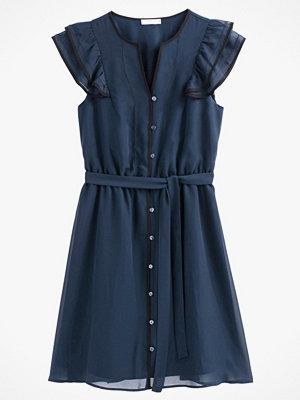La Redoute Utställd, halvlång klänning med kort volangärm