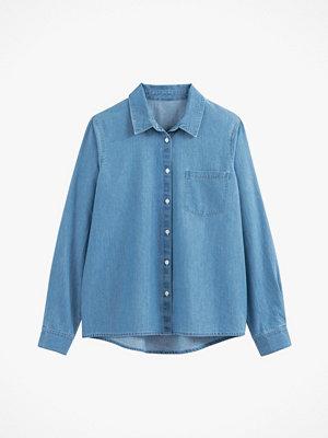 La Redoute Jeansskjorta med lång ärm