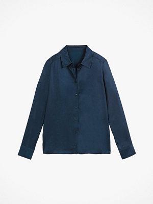 La Redoute Rak skjorta med satinkänsla