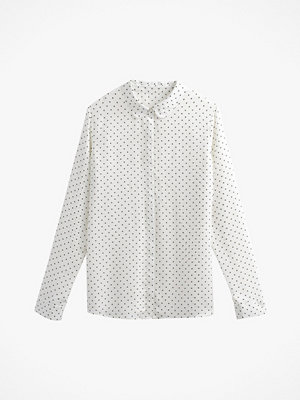 La Redoute Prickig skjorta med lång ärm
