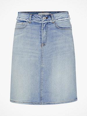 Ichi Jeanskjol Gibson Skirt