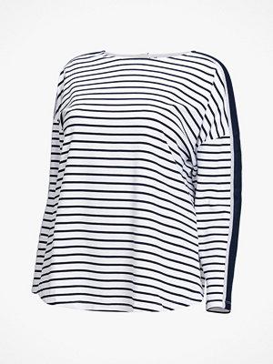 La Redoute Randig tröja med band längs ärmen