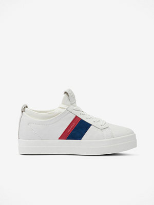 Sneakers & streetskor - Gant Sneakers Aurora Low Lace i skinn