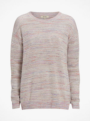 Whyred Tröja Cecil Mesh Knit Sweater