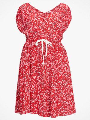 La Redoute Blommig, utställd klänning med knäppning