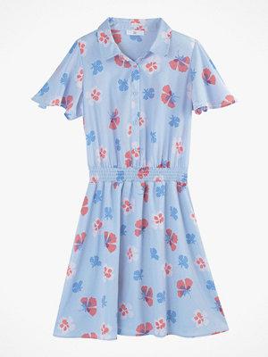 La Redoute Blommig klänning med kort ärm